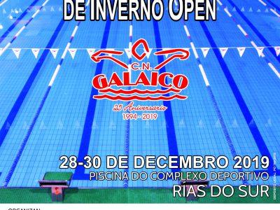 Campeonato Gallego Absoluto de Invierno Pontevedra 2019