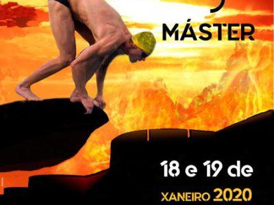 16 Medallas de nuestros Master en el Campeonato Gallego de Invierno