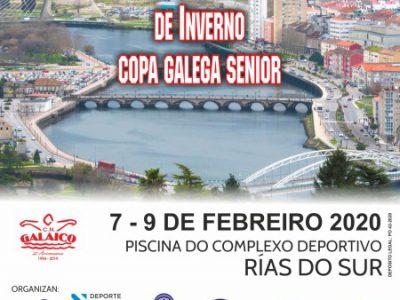 Campeonato Gallego Infantil y Junior de Invierno -Copa Senior- 2020