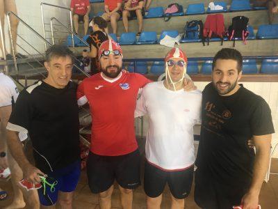 3ª Jornada de Liga Master en Santa Isabel