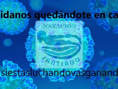ÁNIMO Y FUERZA A TODA LA FAMILIA DEL CIUDAD DE SANTIAGO!!!